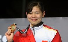 ình ngư Nguyễn Thị Ánh Viên tại SEA Games 29