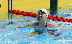 Ánh Viên gặp cao thủ, phá kỷ lục SEA Games vẫn ngậm ngùi nhận HCB