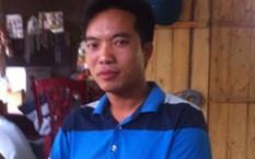 Bị can Lê Xuân Thuận.