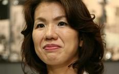 Bà Mayuko Toyota. Ảnh: AFP