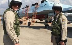 Binh sĩ Nga tại Syria. Ảnh: Sputnik