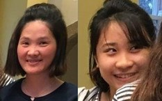 Luong Phan (trái) và Tram Le (phải).  Ảnh: Daily Mail.