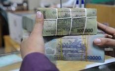 Một số ngân hàng tăng lãi suất huy động ngắn hạn. Ảnh: PV.