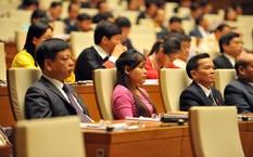Đại biểu QH khóa 14.