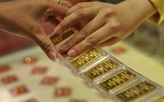 Giá vàng trong nước tuần trước tăng chậm hơn thế giới.