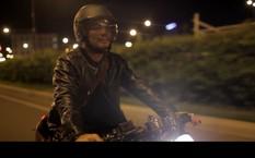Hình ảnh Trần Lập trong phim tài liệu. Ảnh: ĐPCC.
