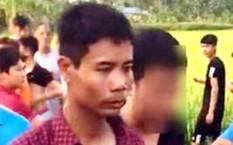 Nghi can Phan Văn Tuấn.
