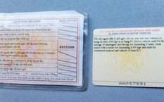 Từ 1/6: Không bắt buộc đổi bằng lái xe sang thẻ PET