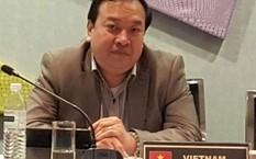 Ông Nguyễn Minh Tuấn – Vụ trưởng Vụ trang thiết bị và công trình y tế.