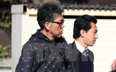 Nghi phạm Yasumasa Shibuya. (Nguồn: The Japan News/ TTXVN)