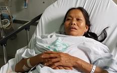 Bệnh nhân Bùi Thị Vân