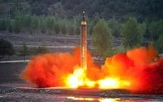 Triều Tiên liên tục thử nghiệm tên lửa trong thời gian qua. (Ảnh: Reuters)