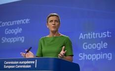 Giám đốc cạnh tranh EU Margrethe Vestager cho rằng, Google đã vi phạm quy tắc chống độc quyền của EU.