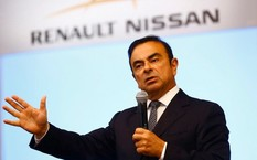 Chủ tịch hãng sản xuất ôtô Nissan Motor Co của Nhật Bản, ông Carlos Ghosn. (Nguồn: nineoclock.ro)