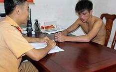 Nguyễn Ngọc Truyền được công an bàn giao cho gia đình.