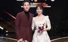 Hye Kyo được mời làm đám cưới tại công viên 'Hậu duệ mặt trời'