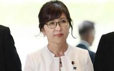 Bộ trưởng Quốc phòng Nhật Bản Tomomi Inada. (Nguồn: AP)