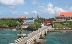 Đảo Trường Sa lớn, thuộc quần đảo Trường Sa của Việt Nam.