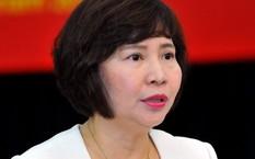 Bà Hồ Thị Kim Thoa không còn là Thứ trưởng Công Thương