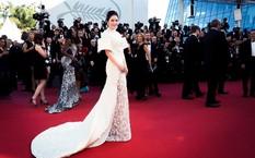 Lý Nhã Kỳ tại thảm đỏ Cannes