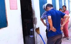 Bình Dương: Khóa trái cửa, dùng xăng đốt 3 người trong phòng trọ