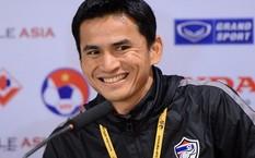Kiatisuk và Bầu Đức úp mở về khả năng dẫn dắt tuyển Việt Nam