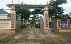 Nghệ An: Bị phụ huynh hành hung, thầy hiệu trưởng và học sinh nhập viện