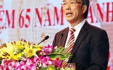 Ông Phạm Văn Vọng, nguyên Bí thư Vĩnh Phúc. Ảnh: Tuổi Trẻ