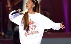 Nữ ca sĩ Ariana Grande