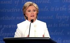 Cựu Ngoại trưởng Mỹ Hillary Clinton