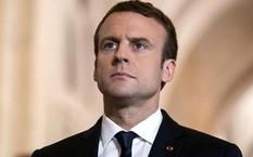 Tỷ lệ ủng hộ Tổng thống Pháp giảm mạnh