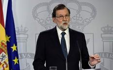 Tây Ban Nha đình chỉ quyền tự trị của Catalan