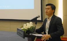 Phó giám đốc Sở Tài nguyên Môi trường Hà Nội Lê Tuấn Định.