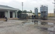 Trạm xử lý nước thải xã Hoà Hậu