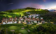 Khu Villa theo phong cách Địa Trung Hải trong quần thể FLC Hạ Long