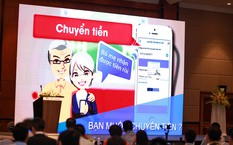 """eMBee Fanpage cho phép khách hàng thực hiện các giao dịch tài chính bằng cách """"chat"""" qua Facebook Messenger"""