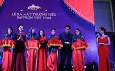 Sự kiện ra mắt thương hiệu Saffron Việt Nam diễn ra ngày 16 tháng 12 năm 2017, tại khách sạn Pan Pacific, số 1 đường Thanh Niên, Hà Nội.