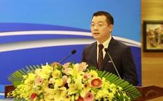Ông Trần Quang Huy – Tổng giám đốc Tập đoàn FLC phát biểu tại hội thảo.