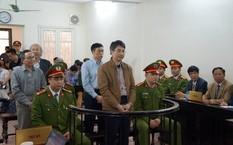 Giang Kim Đạt tại phiên xử ngày 22/2.