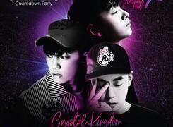 Simon D, Gray và Loco là ba khách mời đặc biệt sẽ có mặt tại đại nhạc hội Midnight Kiss tại Cocobay Đà Nẵng