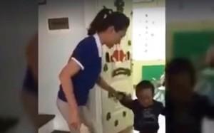 Cô giáo mầm non Sao Vàng dùng dép đánh trẻ gây bức xúc dư luận