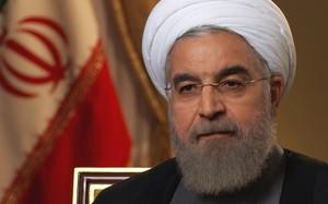 Đương kim tổng thống Hassan Rouhani