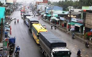 Đường bộ cao tốc Bắc - Nam được kỳ vọng giúp giảm tải và khai thác hiệu quả quốc lộ 1A. Ảnh:Đức Phương
