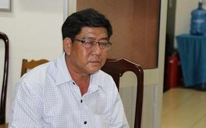 Đối tượng Trương Việt Dũng tại cơ quan điều tra