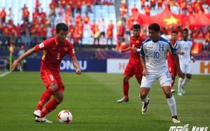 U20 Việt Nam xếp cuối bảng E