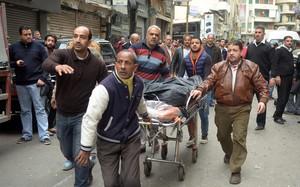 Các vụ tấn công đẫm máu nhằm vào người Cơ đốc giáo ở Ai Cập
