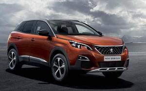 Mẫu Peugeot 3008 đang được giảm giá mạnh