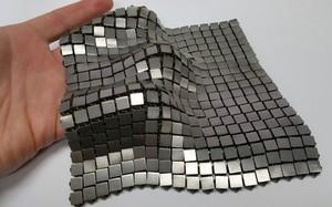 Chất liệu đặc biệt phản xạ và hấp thụ nhiệt