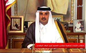 Quốc vương Qatar Sheikh Tamim