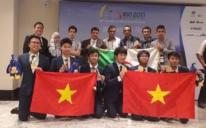 Đội tuyển Olympic Toán học Việt Nam